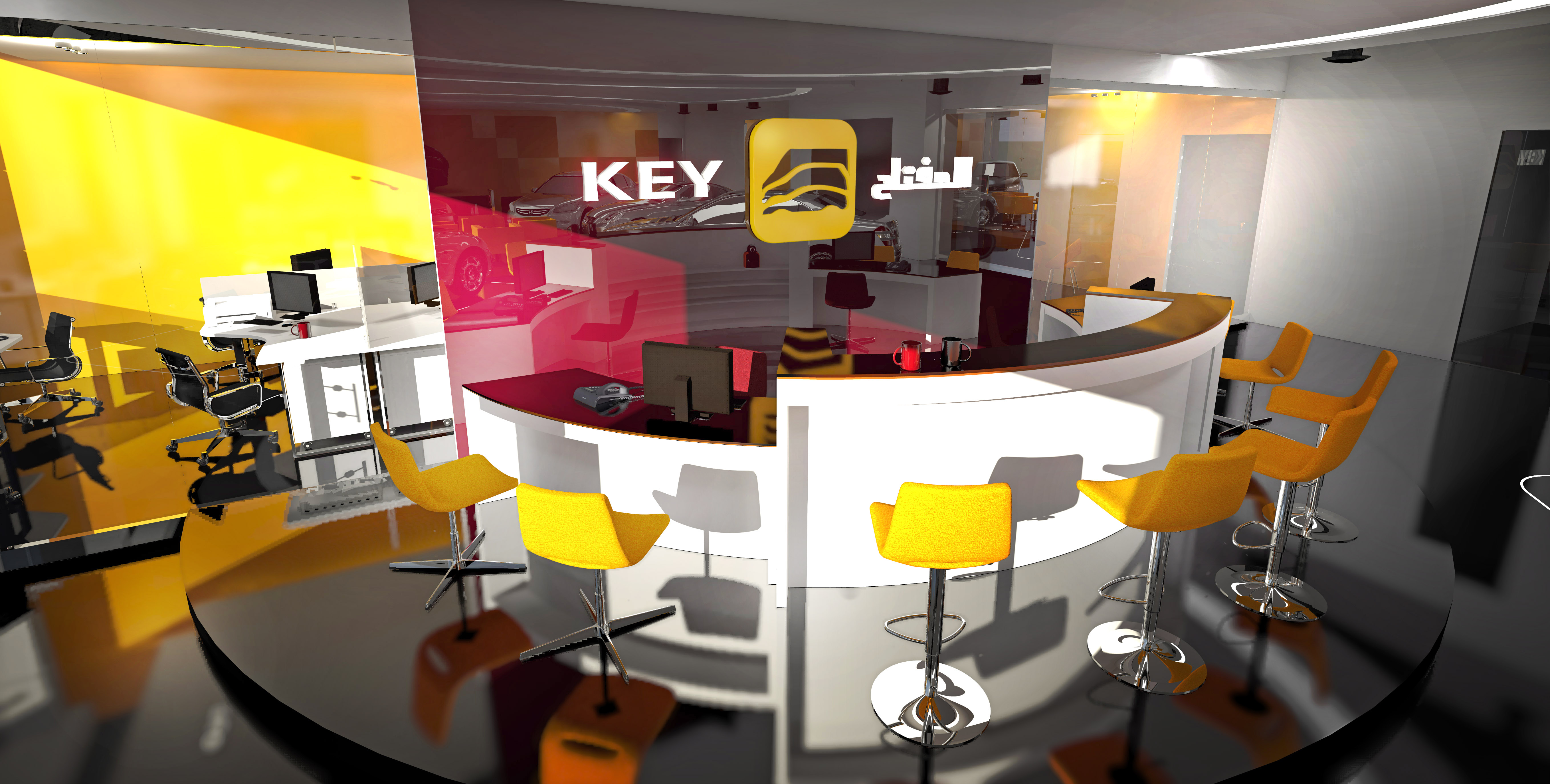 Key Car Rental HQ - KSA