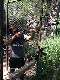 Dean blanchard shooting Sporting Clays, Sporting clays instructor