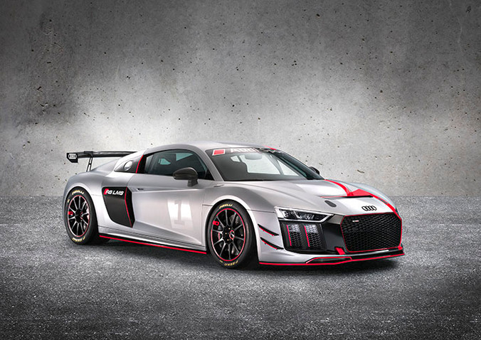 The All-New Audi R8 LMS GT4