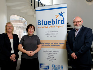 Bluebird Support Services receive £25k of NPIF Funding from MSIF