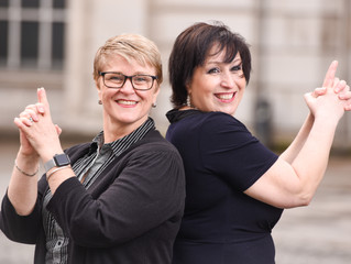 Office support startup follows £25k funding with client hat-trick
