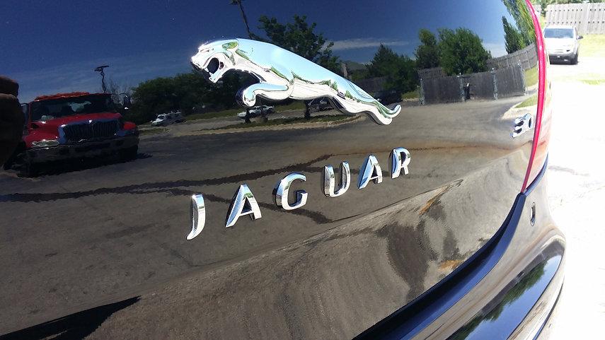 Mobile Auto Detailing Jaguar