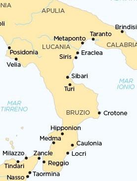 Tra Locri e Crotone
