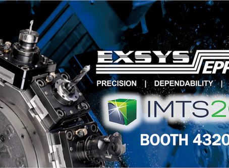 EXSYS at IMTS 2018