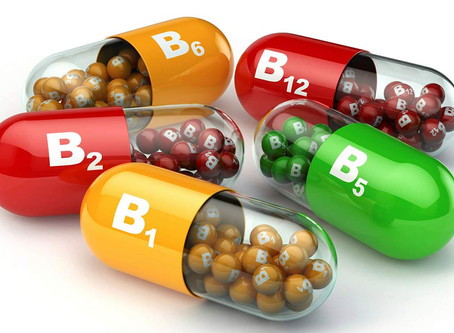 B Vitamins for Better Digestive Health