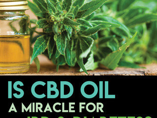 Is CBD Oil A Miracle for Inflammation, Diabetes, and IBD?
