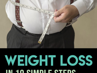 10 Simple Steps to Reach Your Weight Loss Goals