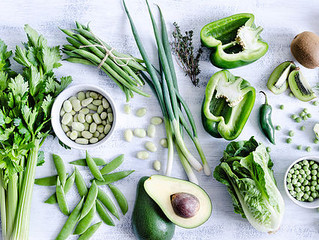 Green and Glorious | 7 Top Green Foods for Weight Loss