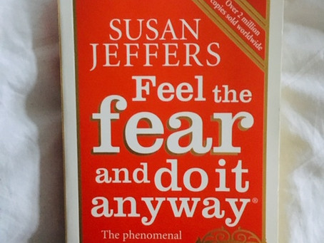 Fear is not the problem...