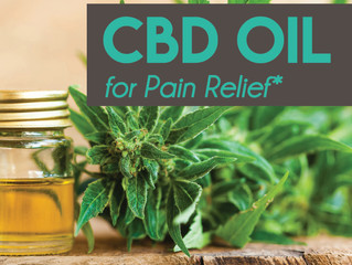 CBD Oil For Pain Relief & Anxiety: A True Miracle
