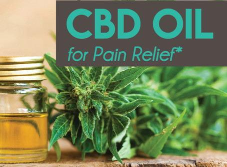 CBD Oil For Pain Relief and Inflammation