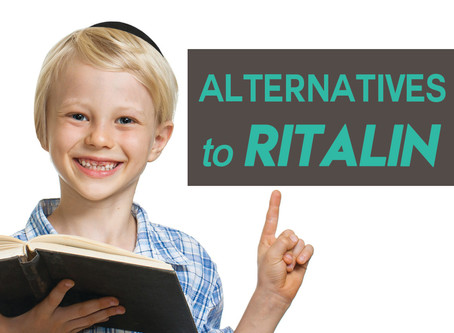 Natural Alternatives to Ritalin