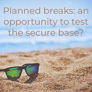 Breaks- testing the secure base