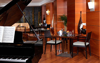 Hotel Master lounge bar