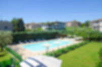 Pools and services