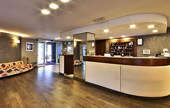 Regal Hotel & Apartments Brescia - Hall-