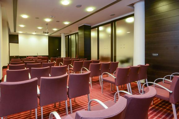 Hotel Igea Brescia ex NH Hotel -Sala meeting Colonne - Platea - 1.jpg