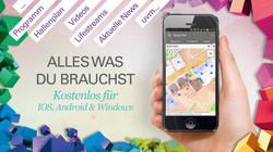 BUJU 2015 Werbung App Facebook