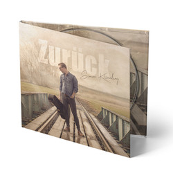 """Artwork zum Album """"Zurück"""" von Simon Kümmling (2021)"""