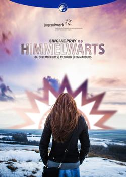 Plakat_Sing_&_Pray_2015_Himmelwärts