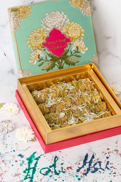 Small Baklava Box