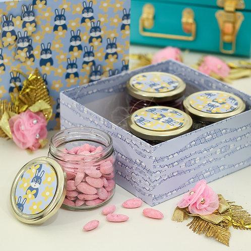 Blue Bunny Box