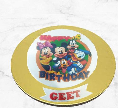 Mickey Family