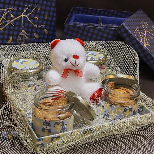 Bunny Jars