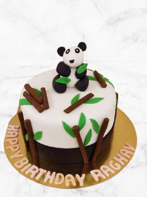 Busy Panda