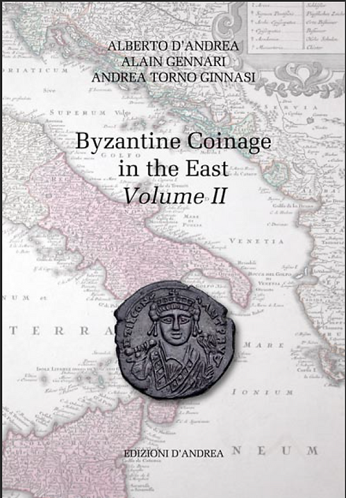 Byzantine Coinage in the East Vol2