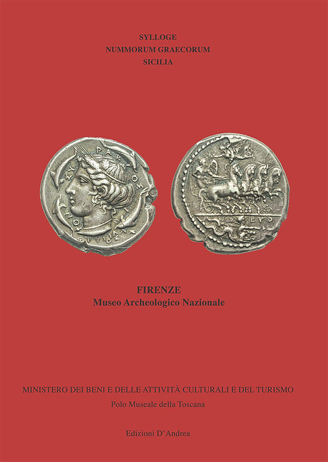 Sylloge Nummorum Graecorum - VI, 1 - Monetiere del Museo Archeologico Nazionale