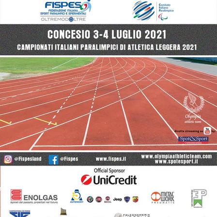 Campionati Italiani Fispes: ci siamo!