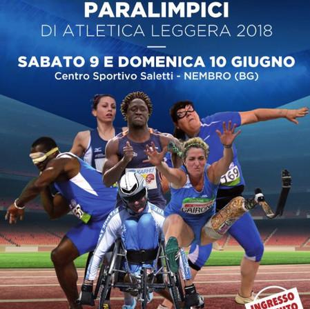 Campionati Nazionali Paralimpici Di Atletica Leggera