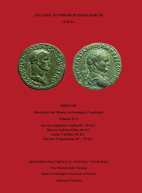 Sylloge Nummorum Romanorum - IV, 1