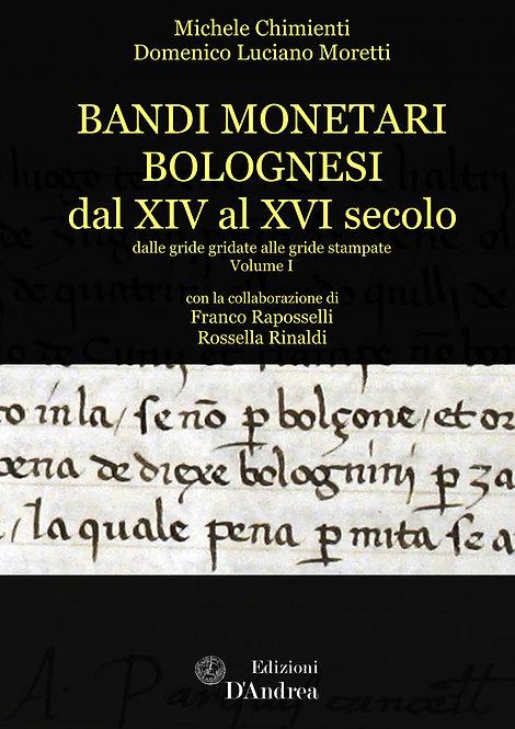 Bandi Monetari Bolognesi