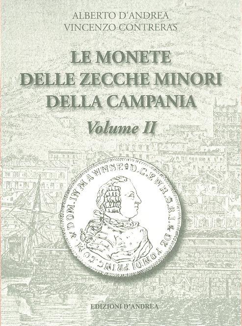 Le monete campane delle zecche minori - Volume II
