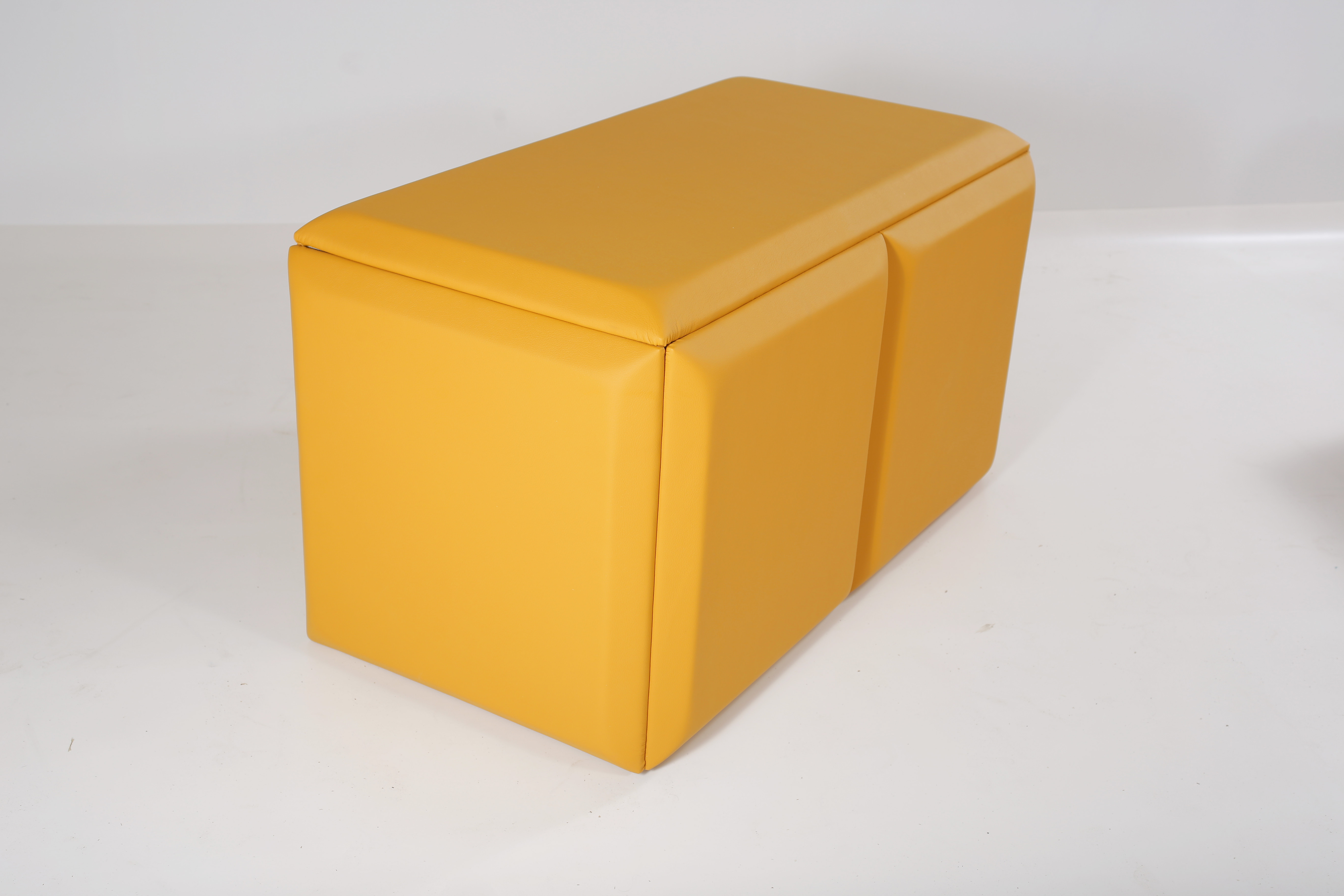 7 DOUBLE QUBIC YELLOW