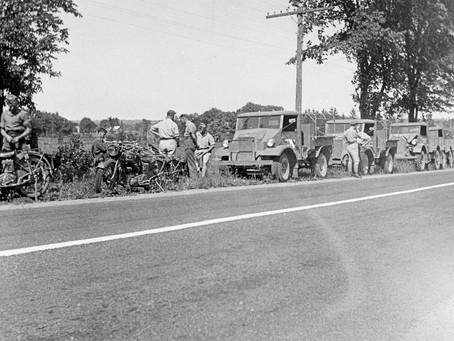 Camp Borden - 1940