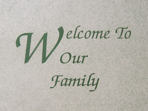 CC-040 Welcome To Family