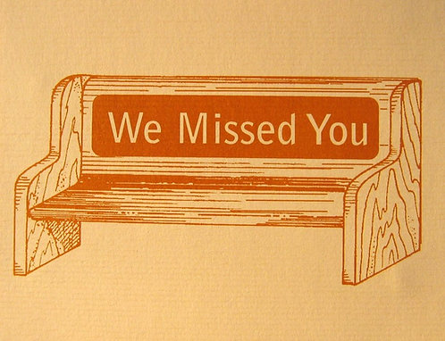 CC-052 We Missed You