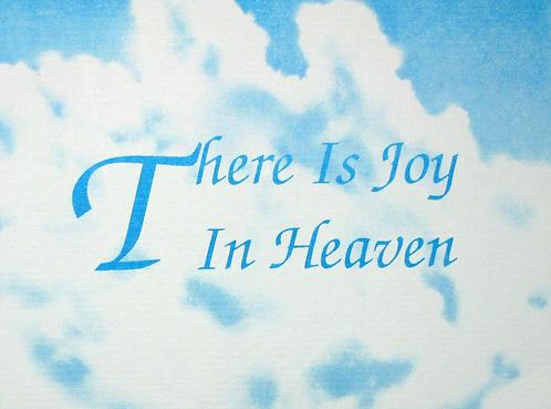 CC-020 Joy In Heaven