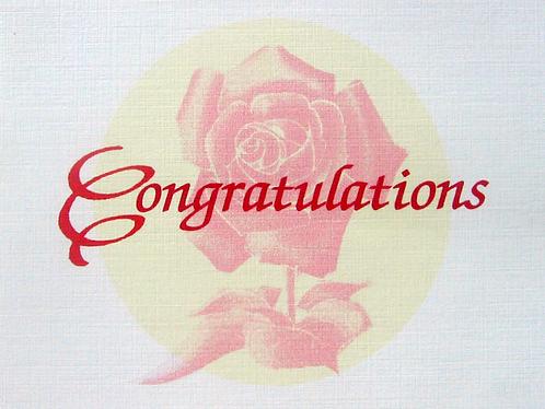 CC-010 Congratulations (Baptism)
