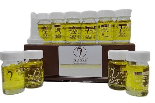 Olio ritardante crescita peli 10 x 5 ml.