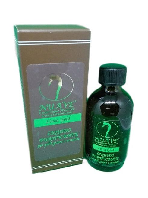 Liquido purificante per pelli grasse o acneiche 50 ml.