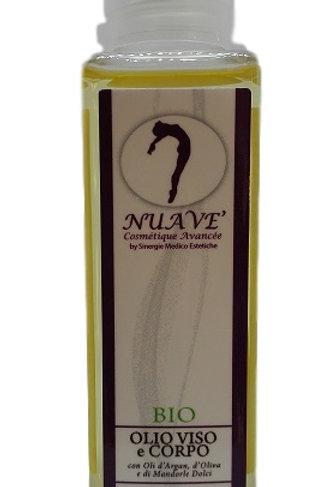 Olio nutriente BIO viso e corpo 100 ml.
