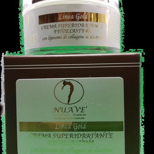 Fitoelastina crema superidratante, con liposomi di collagene ed elastina 50 ml.