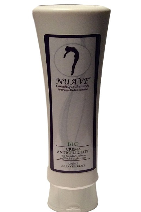 CREMA ANTI CELLULITE BIO con Fosfatidilcolina 200 ml.
