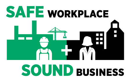 "OSHA ""Safe + Sound Week,"" June 12 - 18"