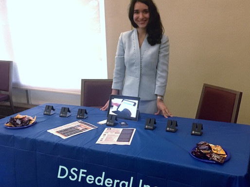 DSFederal attends DHRA Industry Day in Seaside, CA