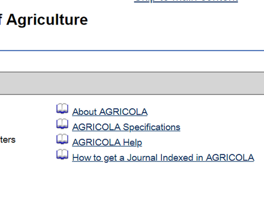 DSFederal wins AGRICOLA task order under National Agricultural Library IDIQ